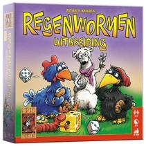 999Games - Regenwormen - Uitbreiding - Dobbelspel