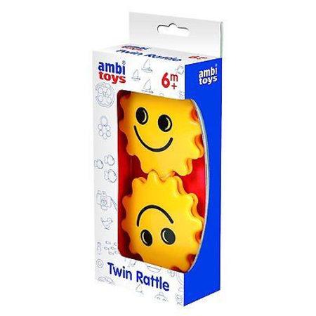 Ambitoys Ambi Toys - Rammelaar - Zonnetjes
