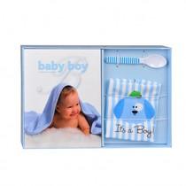 Baby boy - Boekbox - Spelletjes & recepten