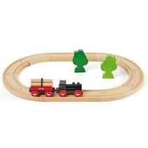 Brio - Rails - Startersset trein