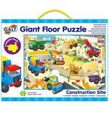 Galt Galt - Grote vloerpuzzel - Bouwplaats