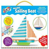 Galt - Knutselset - Zeilboot - Hout
