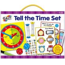 Galt - Leren klokkijken - Engelstalig