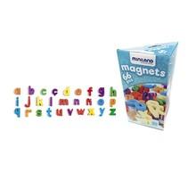 Miniland - Magnetische letters - schrijfletters - 76-delig