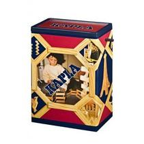 Kapla - 200 Plankjes - Blank - In doos