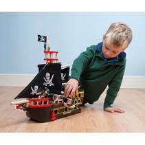 Le Toy Van - Piratenschip - Barbarossa