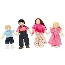 Le Toy Van - Poppenhuispoppetjes - Familie