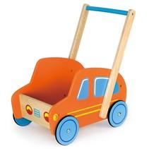 Vigatoys - Duwwagen - Auto