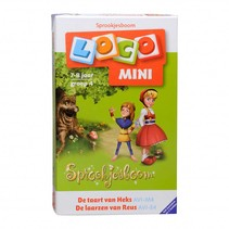 Loco Mini - Sprookjesboom - Pakket - 7/8 jaar