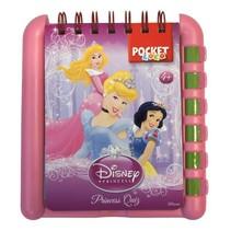Loco Pocket - Disney Princess - Quiz set
