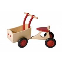 Van Dijk Toys - Bakfiets - Rood