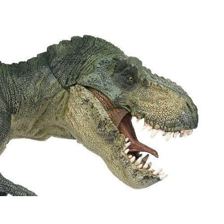 Papo Papo - Dinosaurus - Rennende T-rex - Groen