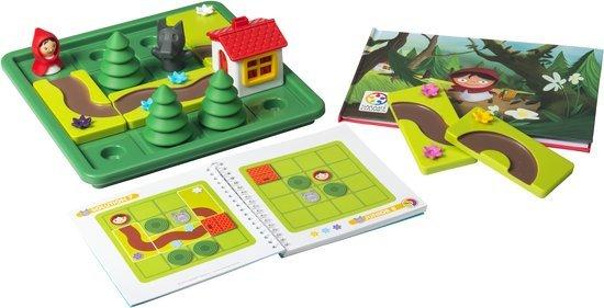 Smartgames smart games roodkapje speelwijzer beter speelgoed