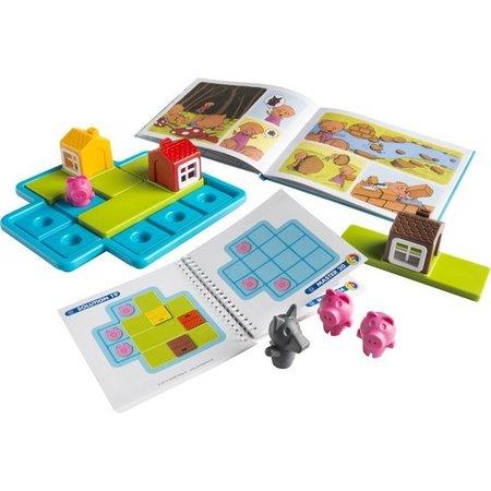 Smartgames Smart Games - De drie kleine biggetjes - 3/6 Jaar