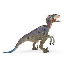Papo - Dinosaurus - Velociraptor - Blauw