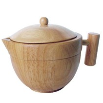 Santoys - Theepot - Hout