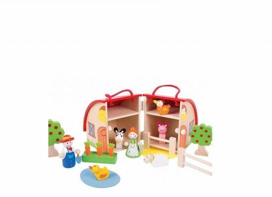 Speelfiguren & poppenhuis