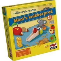 Haba - Mijn eerste spel - Mimi's knikkerpret - 1,5+*