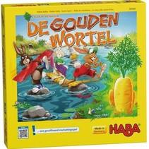 Haba - Spel - De gouden wortel - 4+