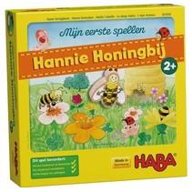 Haba - Mijn eerste spel - Hannie honingbij - 2+