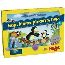 Haba - Mijn eerste spel - Hup, kleine pinguin, hup! - 2+