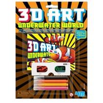 4M - 3D Kunst - Onderwaterwereld