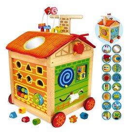 I'm toys - Activiteitenhuis - Op wielen