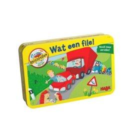 HABA Haba - Spel - Wat een file! - Reisspel