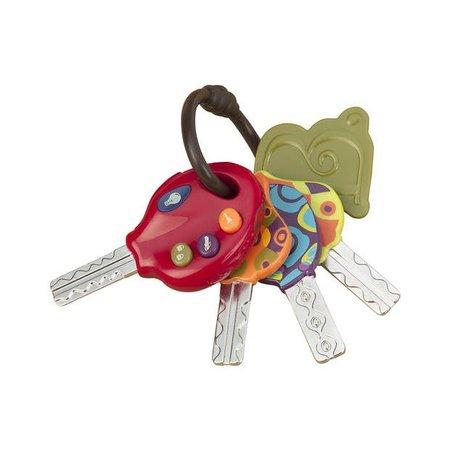 B.Toys - Luckeys - Elektronische sleutels aan sleutelbos