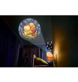 HABA Haba - Nachtlampje - Projectie & muziek - Dromende jonge dieren