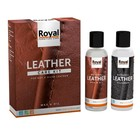 Royal Furniture Care Leather Care Kit - Wax & Oil