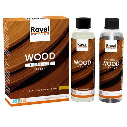 Teakfix Wood Care Kit