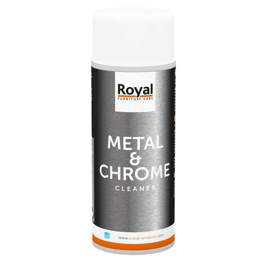 Metal & Chrome Cleaner - 400ml