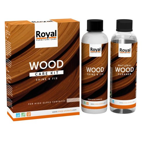 Wood Care Kit Shine & Fix