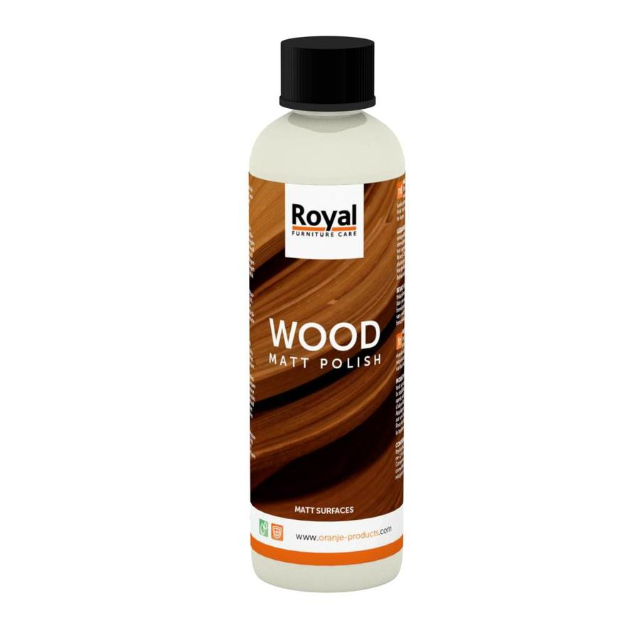 Wood Matt Polish - 250ml-1