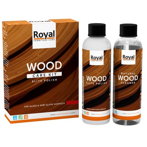 Wood Care Kit Elite Polish