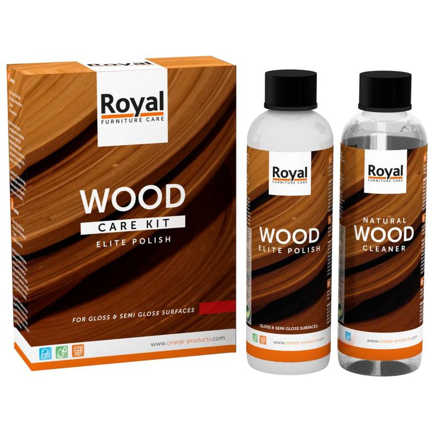 Wood Care Kit Elite Polish-1