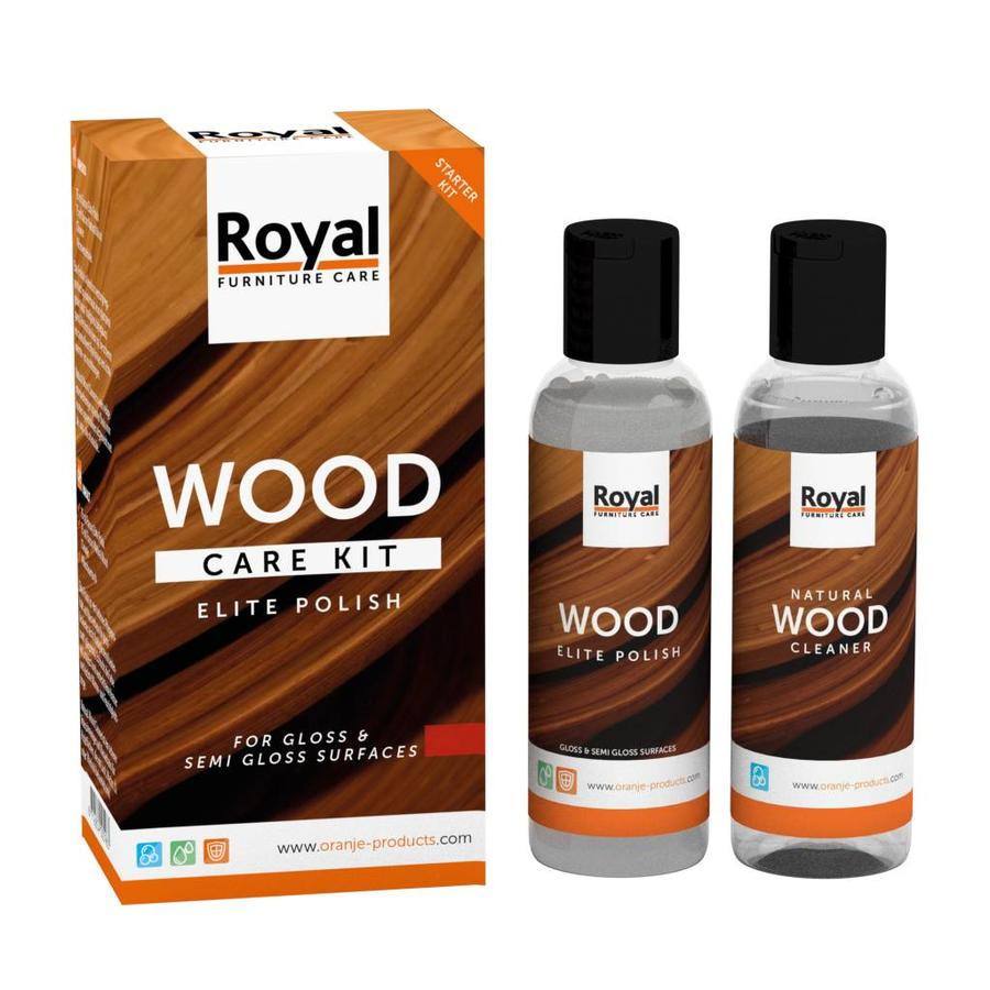 Wood Care Kit Elite Polish-2