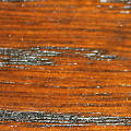 Hoogglans hout