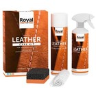 Royal Furniture Care Leather Care Kit - Brushed Leather