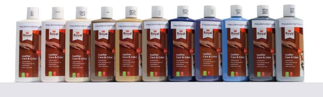 Leer onderhoud: Leather Care and Color