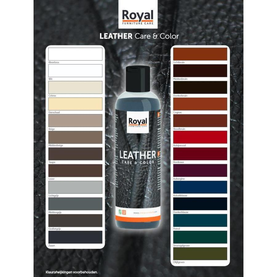 Leather Care & Color - 250ml (leverbaar in 25 kleuren)