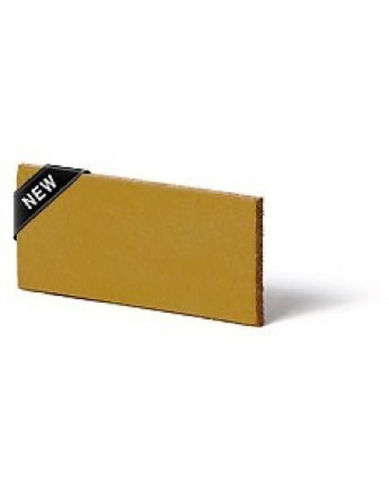 NiiNiiX Leren plankdrager oker geel verstelbaar (prijs per stuk)