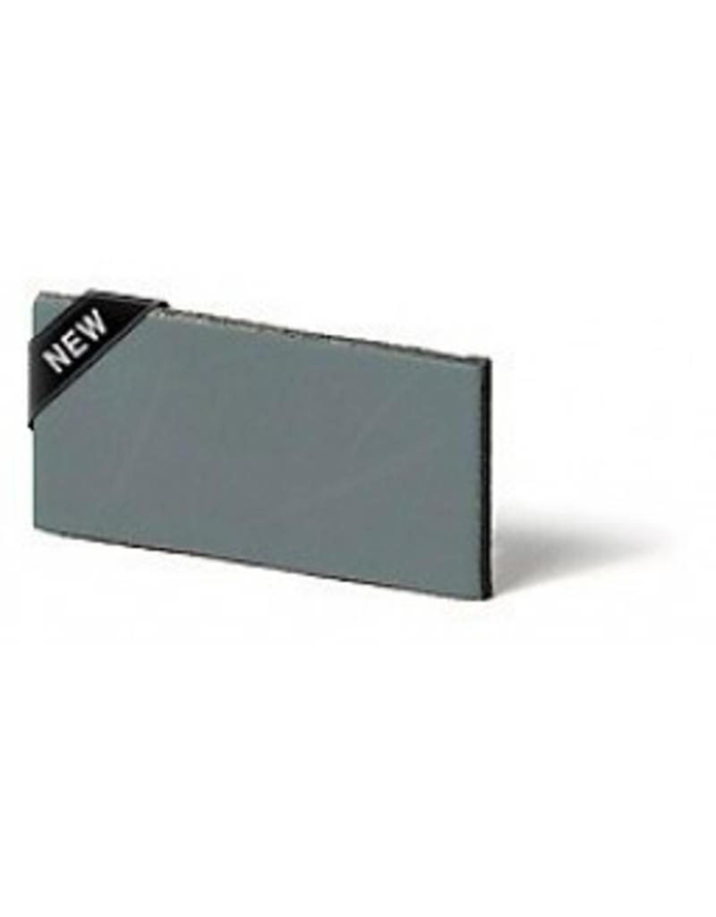 NiiNiiX Leren plankendragers Lead grijs/groen verstelbaar (prijs per stuk)