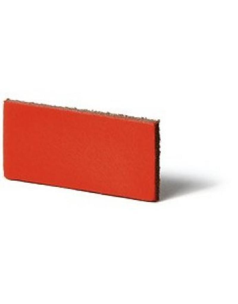 NiiNiiX leather shelf support red/orange