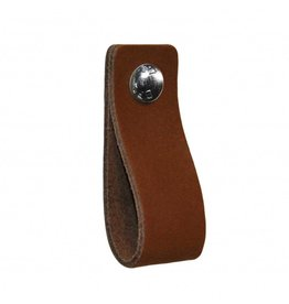 NiiNiiX Leather handle Brown