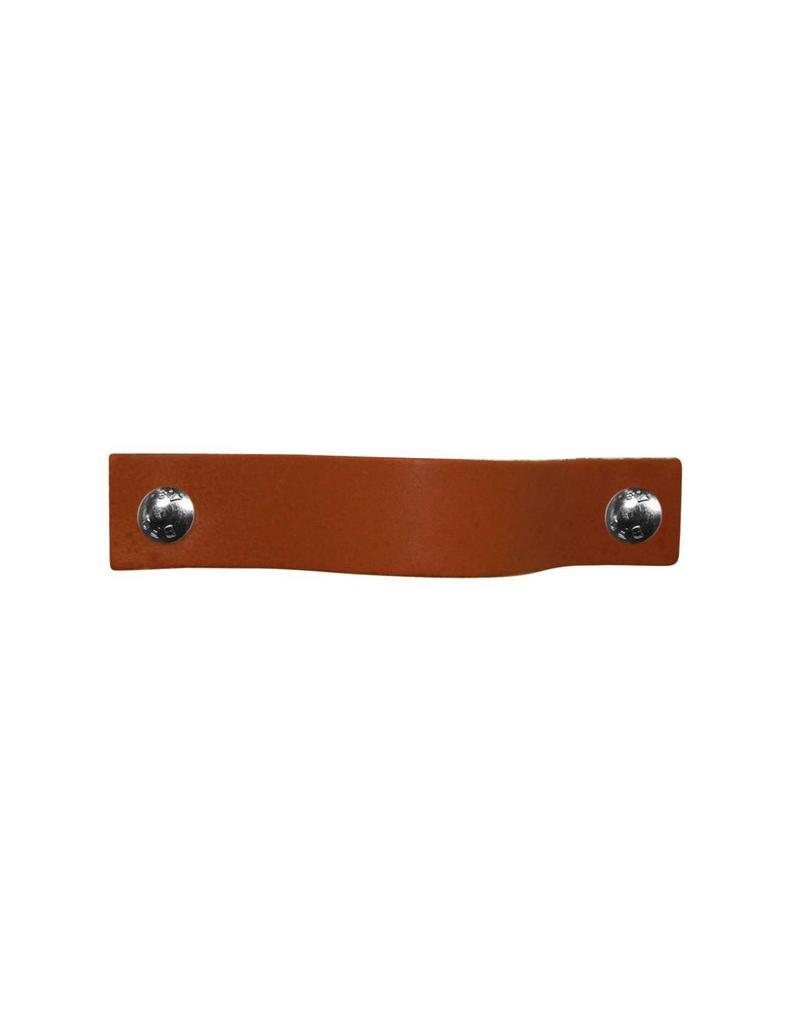 NiiNiiX Leather handle Cognac