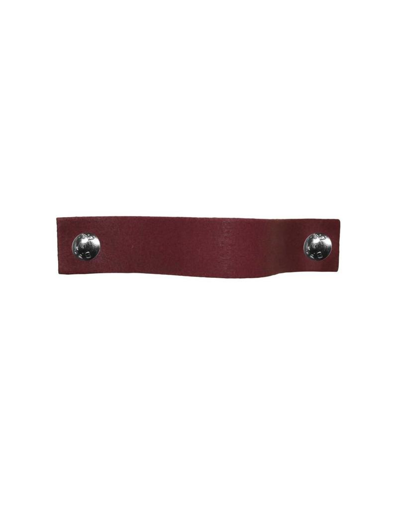 NiiNiiX Leather handle Purple