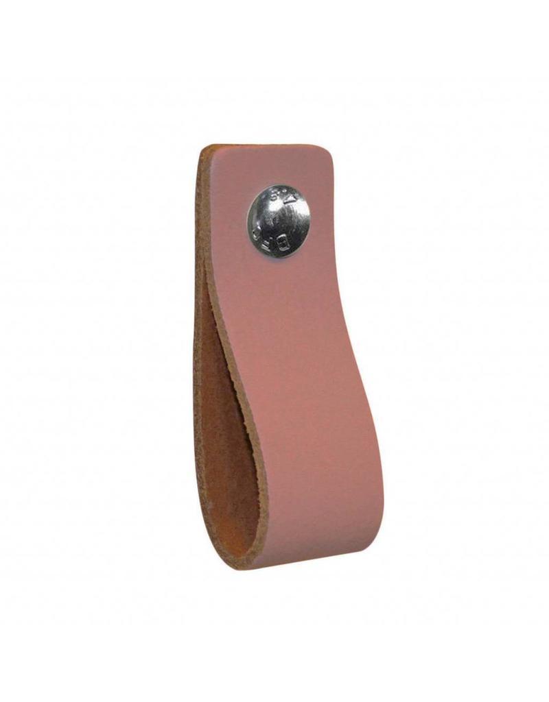 NiiNiiX Leather handle Old Pink