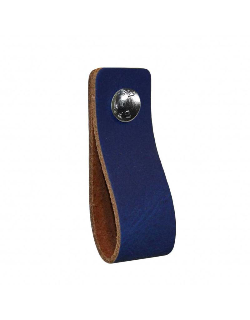 100% original Leather handle Cobalt